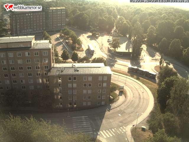 Webbkamera - Karolinska i Solna
