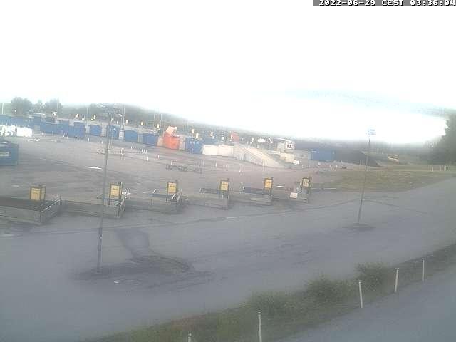 Webcam Björnhyttan, Ludvika, Dalarna, Schweden