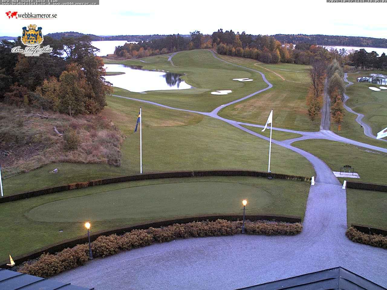Webbkamera hos Bro Hof Golf Club, megapixel-storlek