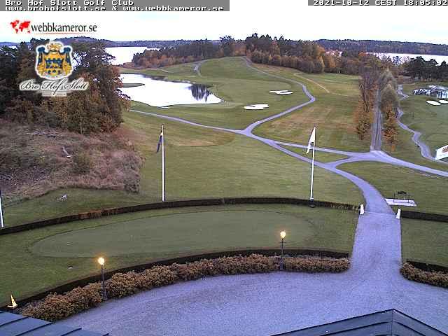 Webcam Bro, Upplands-Bro, Uppland, Schweden