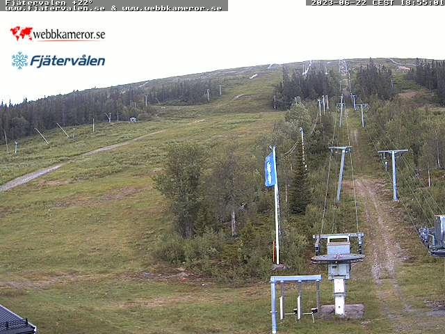 Webcam Idre, Älvdalen, Dalarna, Schweden