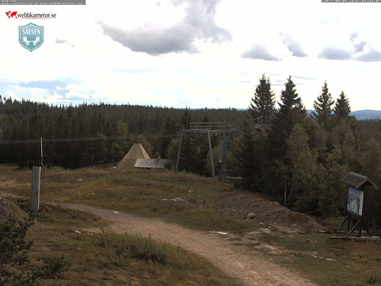 Webbkamera - Säfsen, Fredriksberg
