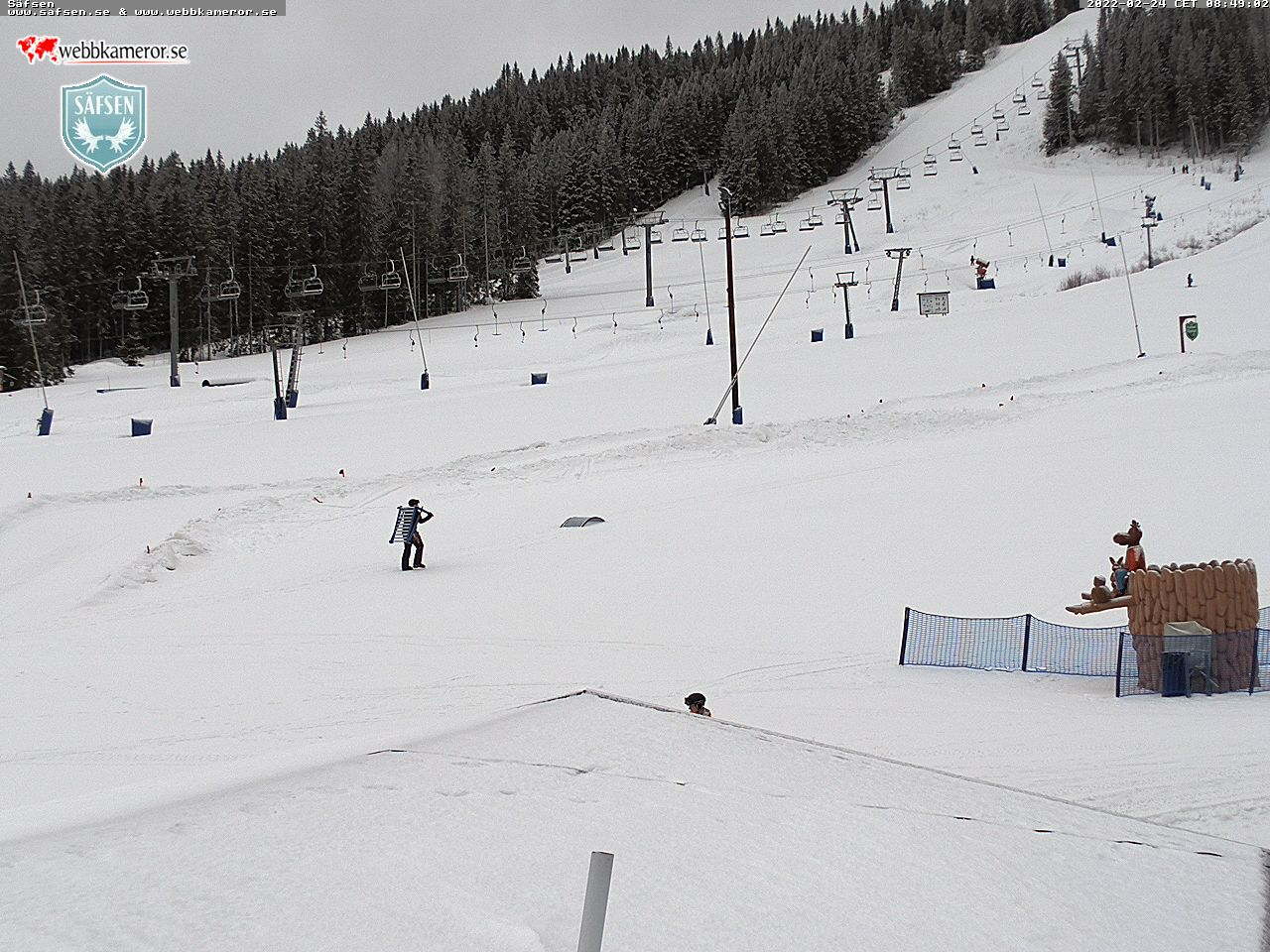 Webcam Fredriksberg, Ludvika, Dalarna, Schweden