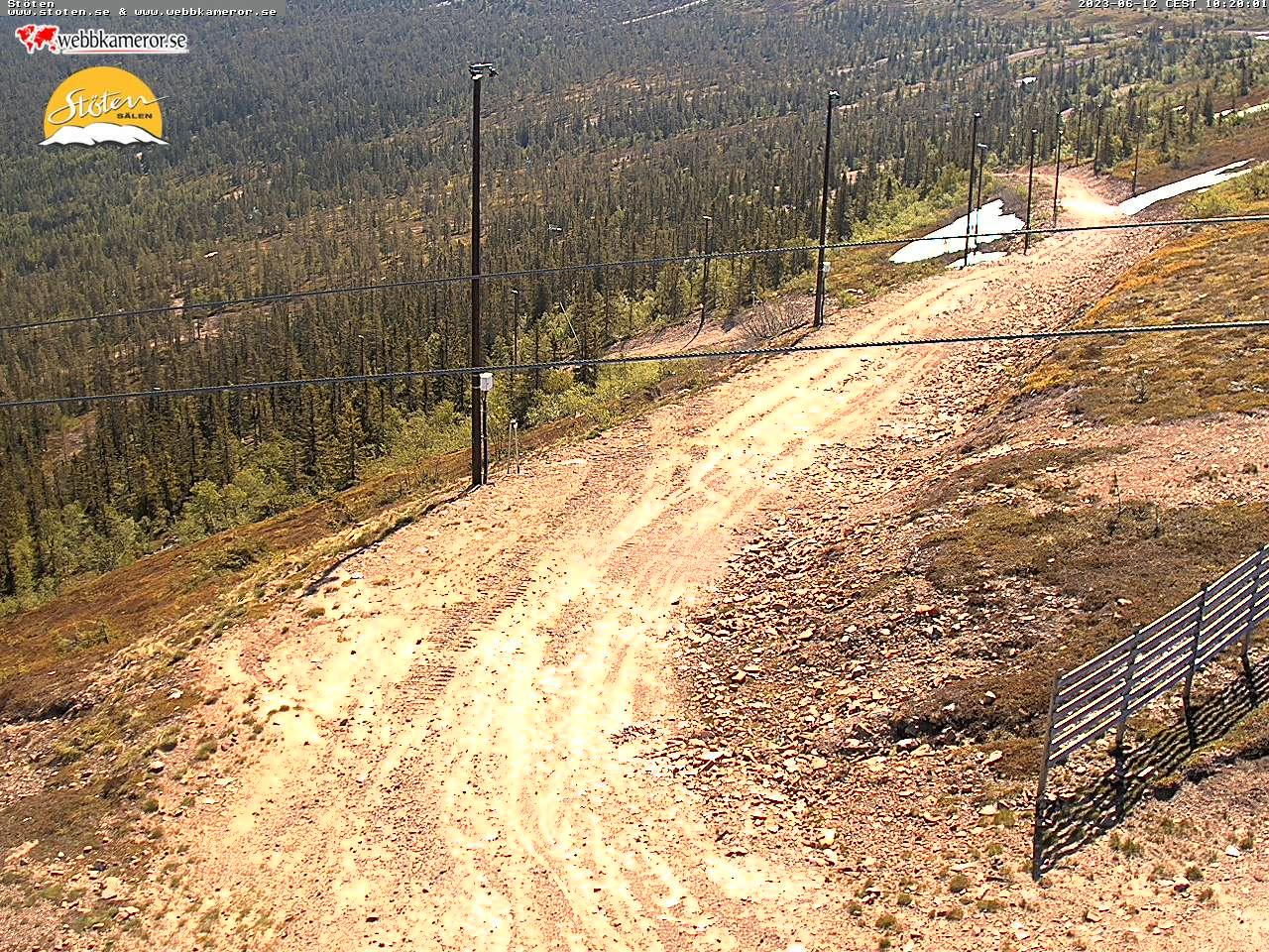Webbkamera - Stöten, Sälen