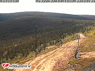 Webbkamera - Sälen, Stöten