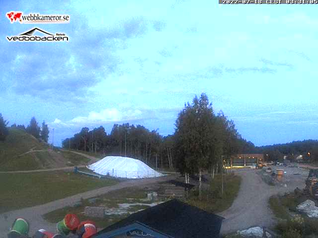 Webcam Brottberga, Västerås, Västmanland, Schweden