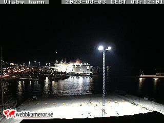Webbkamera Gotland